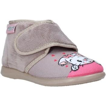 Παπούτσια Παιδί Παντόφλες Grunland PA0623 Μπεζ