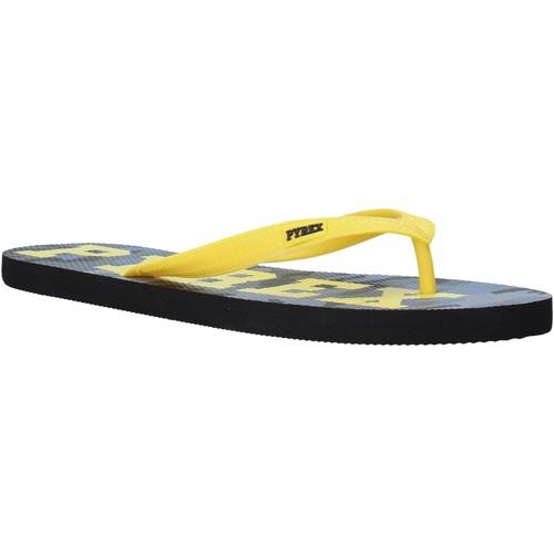 Παπούτσια Άνδρας Σαγιονάρες Pyrex PY020161 Κίτρινος