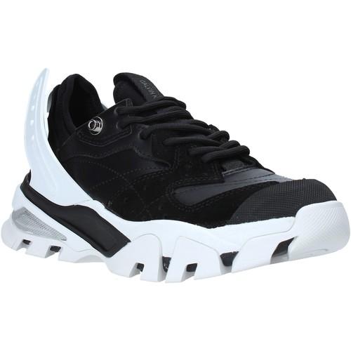 Παπούτσια Γυναίκα Χαμηλά Sneakers Calvin Klein Jeans B4R0882 Μαύρος
