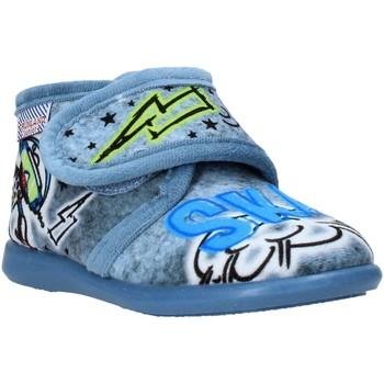 Παπούτσια Παιδί Παντόφλες Grunland PA0628 Μπλε