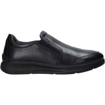 Παπούτσια Άνδρας Slip on Grunland SC2957 Μαύρος