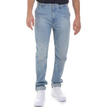 Υφασμάτινα Άνδρας Jeans Calvin Klein Jeans J30J314598 Μπλε
