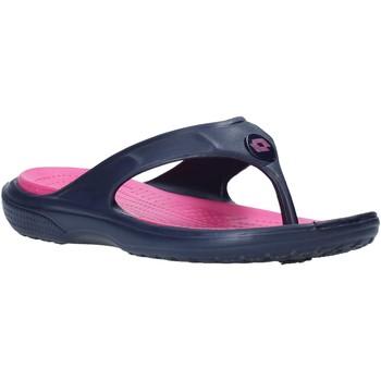 Παπούτσια Γυναίκα Σαγιονάρες Lotto L46823 Μπλε