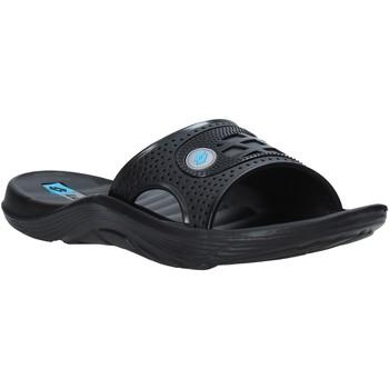 Παπούτσια Γυναίκα σαγιονάρες Lotto L49345 Μαύρος