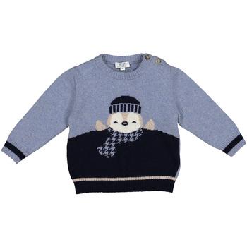 Υφασμάτινα Παιδί Πουλόβερ Melby 20B0100 Μπλε