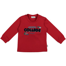 Υφασμάτινα Παιδί Μπλουζάκια με μακριά μανίκια Melby 20C0280 το κόκκινο