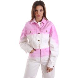 Υφασμάτινα Γυναίκα Φούτερ Versace C0HVB96MHRC5C445 λευκό