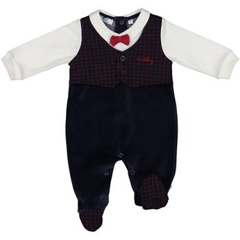 Υφασμάτινα Παιδί Ολόσωμες φόρμες / σαλοπέτες Melby 20N0020 Μπλε