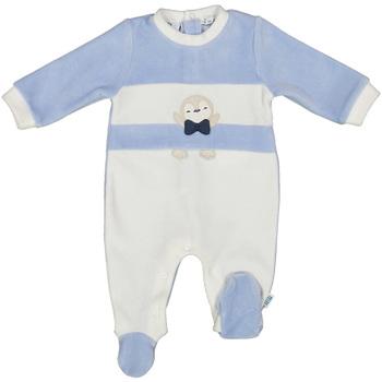 Υφασμάτινα Παιδί Ολόσωμες φόρμες / σαλοπέτες Melby 20N0130 Μπλε