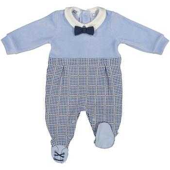 Υφασμάτινα Παιδί Ολόσωμες φόρμες / σαλοπέτες Melby 20N0140 Μπλε