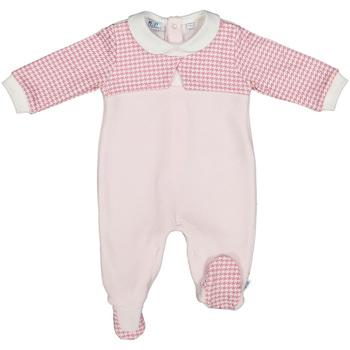 Υφασμάτινα Παιδί Ολόσωμες φόρμες / σαλοπέτες Melby 20N0231 Ροζ