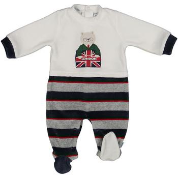Υφασμάτινα Παιδί Ολόσωμες φόρμες / σαλοπέτες Melby 20N0570 Μπλε
