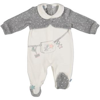 Υφασμάτινα Παιδί Ολόσωμες φόρμες / σαλοπέτες Melby 20N0781 λευκό