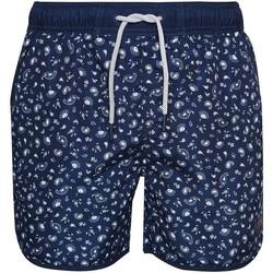 Υφασμάτινα Άνδρας Μαγιώ / shorts για την παραλία Superdry M3010003A Μπλε