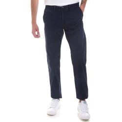 Υφασμάτινα Άνδρας Παντελόνια Chino/Carrot Gaudi 821BU25007 Μπλε