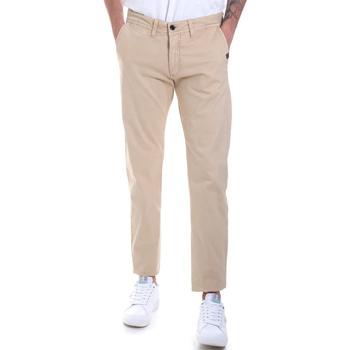 Υφασμάτινα Άνδρας Παντελόνια Chino/Carrot Gaudi 821BU25007 Μπεζ