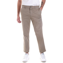 Υφασμάτινα Άνδρας Παντελόνια Chino/Carrot Navigare NV55177 Μπεζ