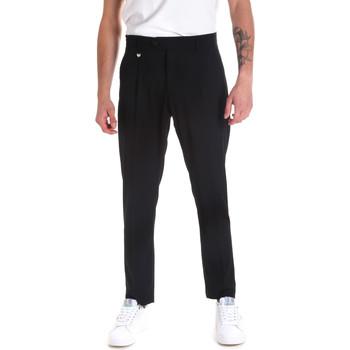 Υφασμάτινα Άνδρας Παντελόνια Chino/Carrot Antony Morato MMTR00529 FA600180 Μαύρος