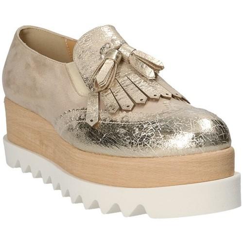 Παπούτσια Γυναίκα Εσπαντρίγια Grace Shoes 1311 Κίτρινος