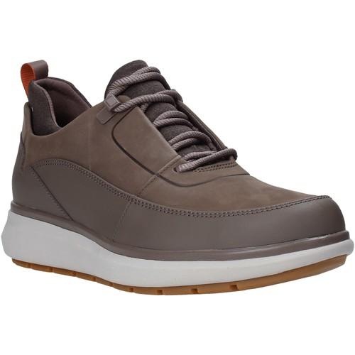Παπούτσια Άνδρας Χαμηλά Sneakers Clarks 26144569 καφέ