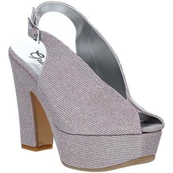 Παπούτσια Γυναίκα Σανδάλια / Πέδιλα Grace Shoes FLOR Ροζ