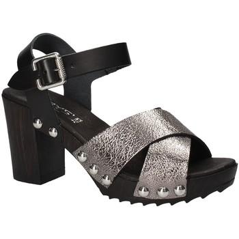 Παπούτσια Γυναίκα Σανδάλια / Πέδιλα Keys 5864 Γκρί