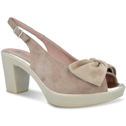 Παπούτσια Γυναίκα Σανδάλια / Πέδιλα Pitillos 2901 Γκρί