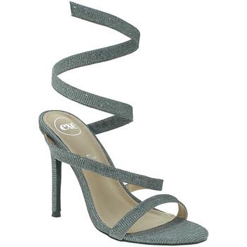 Παπούτσια Γυναίκα Σανδάλια / Πέδιλα Exé Shoes G434S881664L Ασήμι