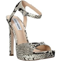 Παπούτσια Γυναίκα Σανδάλια / Πέδιλα Steve Madden SMSLUV-GLDSNK Χρυσός