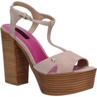 Παπούτσια Γυναίκα Σανδάλια / Πέδιλα Fornarina PE17KY1012S067 Ροζ