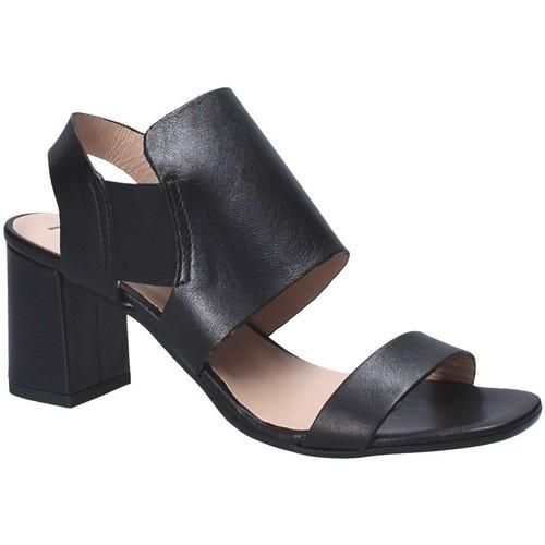 Παπούτσια Γυναίκα Σανδάλια / Πέδιλα Mally 5228 Μαύρος