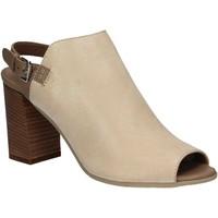 Παπούτσια Γυναίκα Σανδάλια / Πέδιλα Mally 5738 Μπεζ