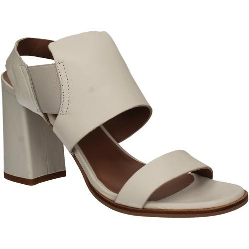 Παπούτσια Γυναίκα Σανδάλια / Πέδιλα Mally 5228 λευκό