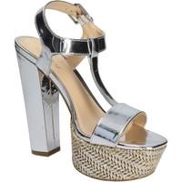 Παπούτσια Γυναίκα Σανδάλια / Πέδιλα Byblos Blu 672135 Ασήμι