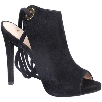 Παπούτσια Γυναίκα Σανδάλια / Πέδιλα Liu Jo S17025P0021 Μαύρος
