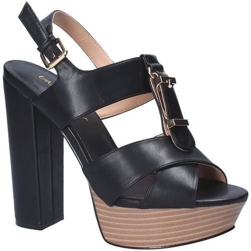 Παπούτσια Γυναίκα Σανδάλια / Πέδιλα Byblos Blu 682358 Μαύρος