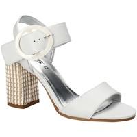 Παπούτσια Γυναίκα Σανδάλια / Πέδιλα Keys 5726 λευκό