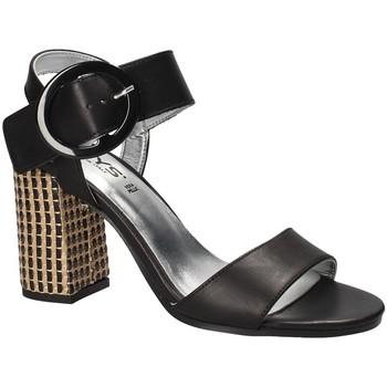 Παπούτσια Γυναίκα Σανδάλια / Πέδιλα Keys 5726 Μαύρος