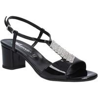 Παπούτσια Γυναίκα Σανδάλια / Πέδιλα Susimoda 2686 Μαύρος