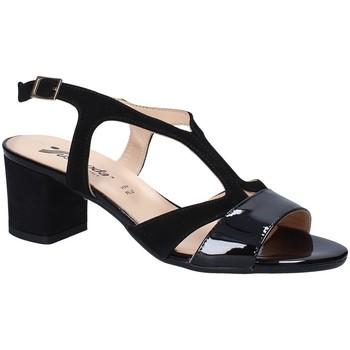 Παπούτσια Γυναίκα Σανδάλια / Πέδιλα Susimoda 2786 Μαύρος