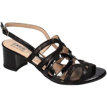 Παπούτσια Γυναίκα Σανδάλια / Πέδιλα Enval 3298300 Μαύρος