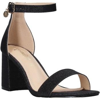 Παπούτσια Γυναίκα Σανδάλια / Πέδιλα Gold&gold A20 GD189 Μαύρος