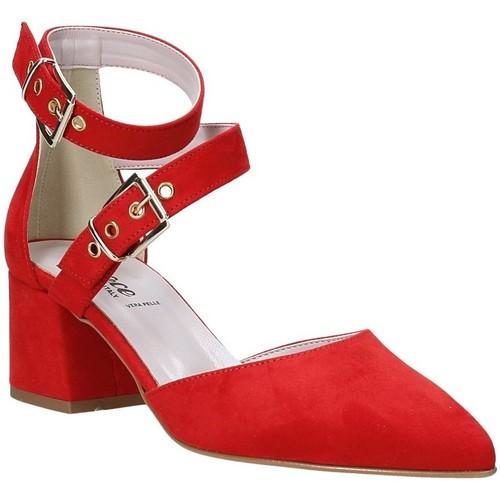 Παπούτσια Γυναίκα Γόβες Grace Shoes 774004 το κόκκινο