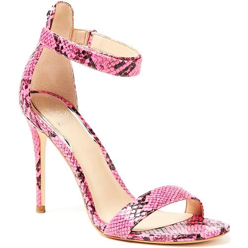 Παπούτσια Γυναίκα Σανδάλια / Πέδιλα Guess FL5KA2 PEL03 Ροζ