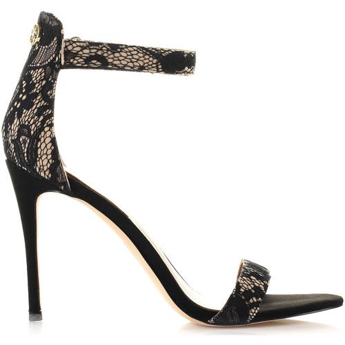 Παπούτσια Γυναίκα Σανδάλια / Πέδιλα Guess FL5KA3 LAC03 Μαύρος