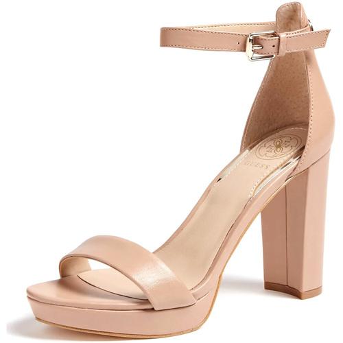 Παπούτσια Γυναίκα Σανδάλια / Πέδιλα Guess FL5ORE LEA03 Μπεζ