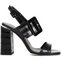 Παπούτσια Γυναίκα Σανδάλια / Πέδιλα Café Noir LE126 Μαύρος