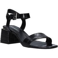 Παπούτσια Γυναίκα Σανδάλια / Πέδιλα Café Noir LF121 Μαύρος
