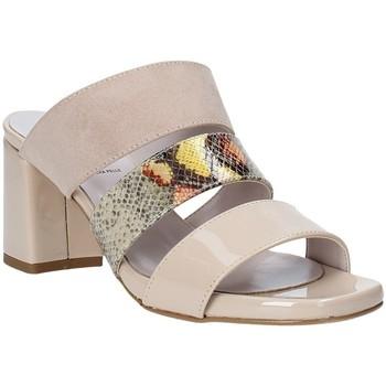 Παπούτσια Γυναίκα Τσόκαρα Grace Shoes 116003 Μπεζ