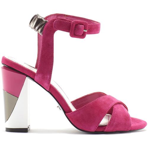 Παπούτσια Γυναίκα Σανδάλια / Πέδιλα Gaudi V93-66690 Ροζ